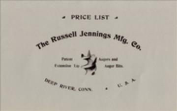 The Russell Jennings Manufacturing Company 1899 Catalog