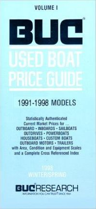 Buc Used Boat Price Guide