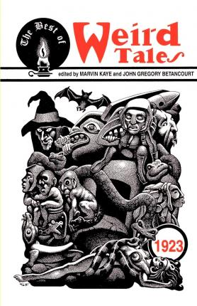 The Best of Weird Tales Cover Image