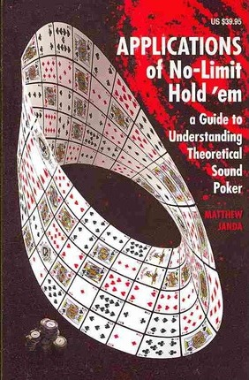 Applications of No-Limit Hold 'em Cover Image