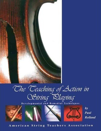The Teaching of Action in String Playing Cover Image