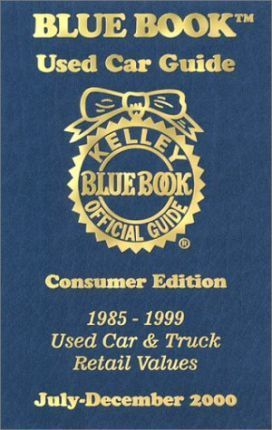 Canadian Used Car Blue Book Values