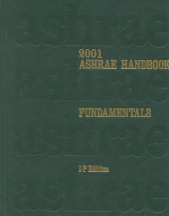 Ashrae Book Of Fundamentals