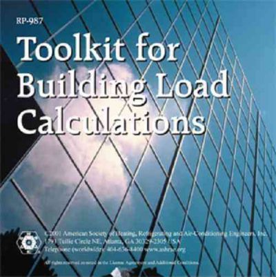 Toolkit for Building Load Calculations