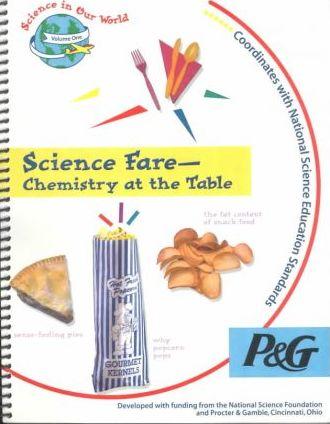 Science Fare-Chemistry at the Table : Mickey Sarquis