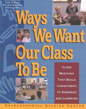 Ways We Want Our Class to Be