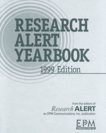 Research Alert Yearbook 1999