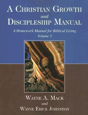 A Christian Growth and Discipleship Manual, Volume 3 Cover Image