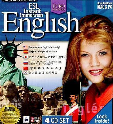 ESL Instant Immersion English