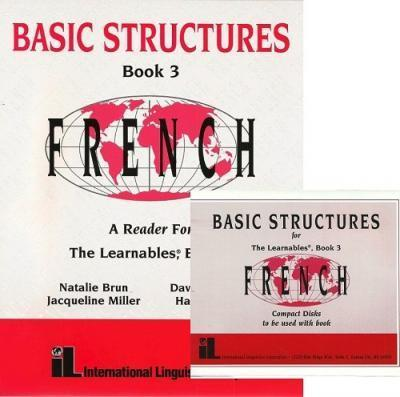 Learnables Basic Structures French Level 3 Cd Version