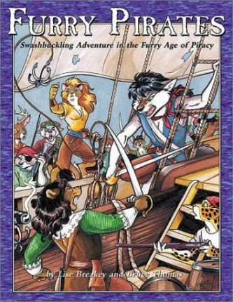 Furry Pirates Role Playing Game