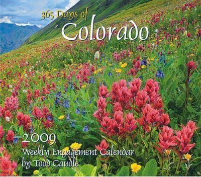 365 Days of Colorado 2009 Engagement Calendar
