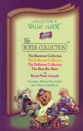 Collector's Value Guide 1997, the Boyds Collection