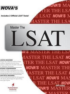 Master the LSAT Cover Image
