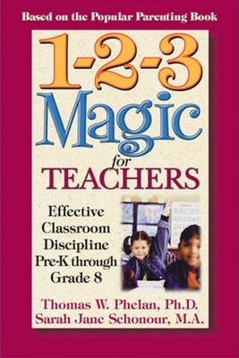 1-2-3 Magic for Teachers DVD