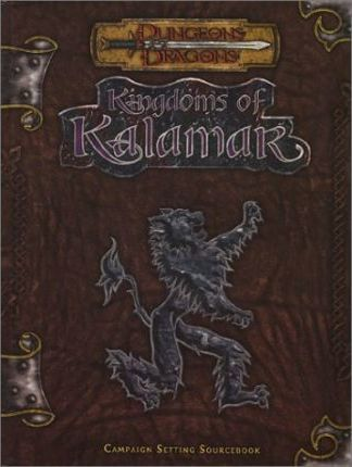 Kingdom's of Kalamar Dungeons and Dragons
