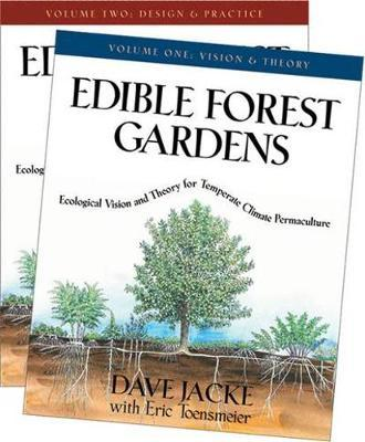 Edible Forest Gardens: 2 Volume Set Cover Image