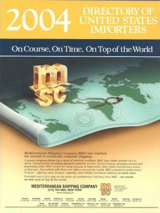 Directory of United States Importers 2004