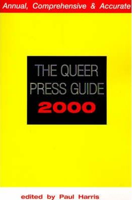 The Queer Press Guide 2000