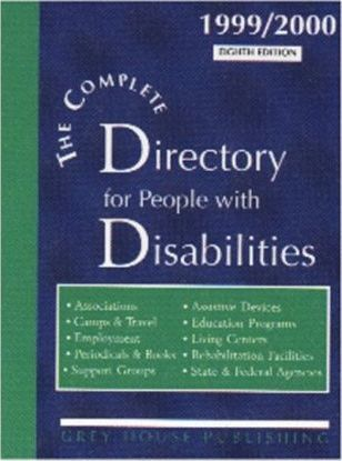 Comp Directory for People W/Di