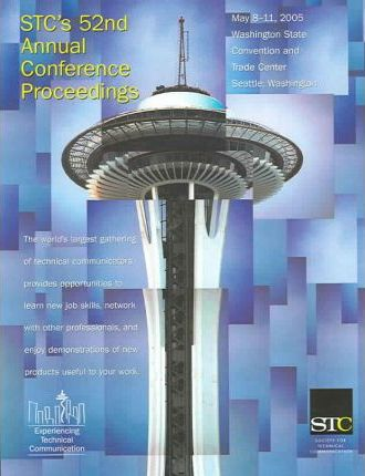 Proceedings 52nd Annual Conference, Seattle, Washington