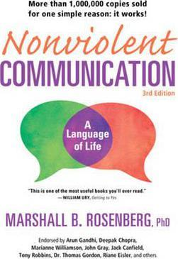 Nonviolent Communication 3rd Ed - Marshall B. Rosenberg, Deepak Chopra