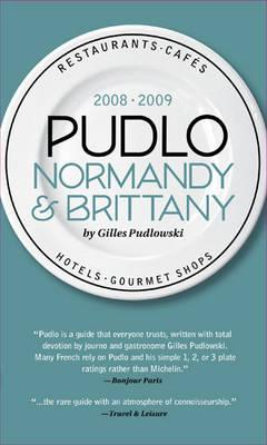Pudlo Normandy /& Brittany 2008-2009