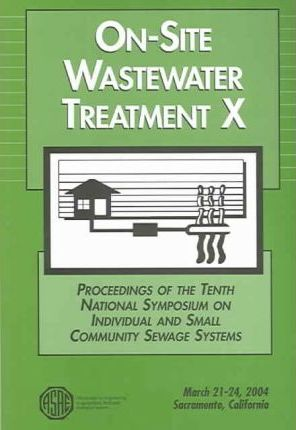 On-Site Wastewater Treatment X