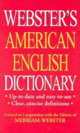 Websters American English Thesaurus