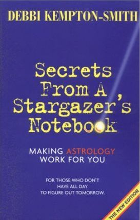 Secrets from a Stargazer's Notebook Cover Image