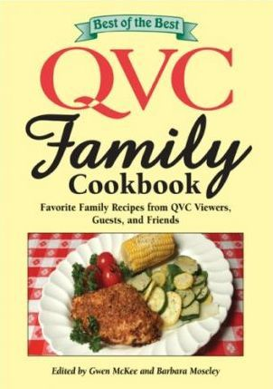 Best of the Best QVC Family Cookbook