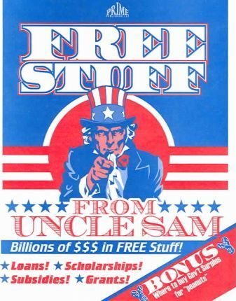 Free Stuff From Uncle Sam