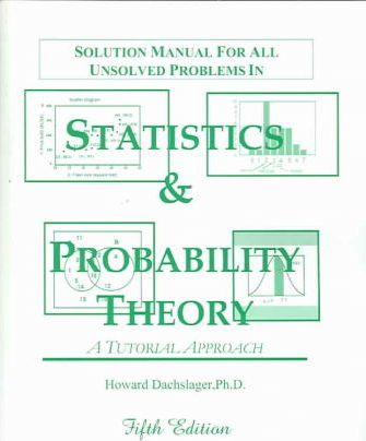 Solutions Manual for All Unsolved Problems in Statistics