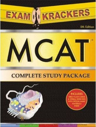 Examkrackers Complete MCAT Study Package