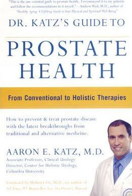 Dr Katz Guide to Prostate Health
