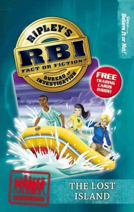 Ripley's Bureau of Investigation 8: The Lost Island Cover Image