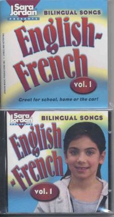 Bilingual Songs, English-French: Volume 1