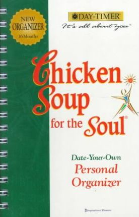 Chicken Soup for the Soul Date-Your-Own Personal Organizer
