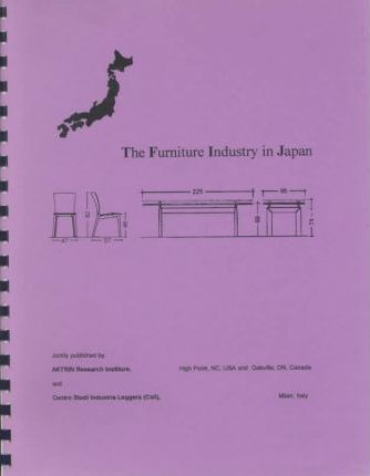 The Furniture Industry in Japan
