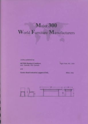 Major 300 World Furniture Manufacturers