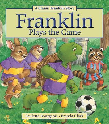 Franklin Plays the Game Cover Image