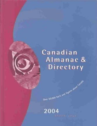 Canadian Almanac and Directory 2004