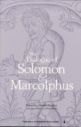 The Dialogue of Solomon and Marcolphus