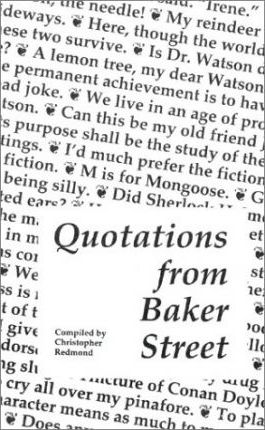 Quotations from Baker Street