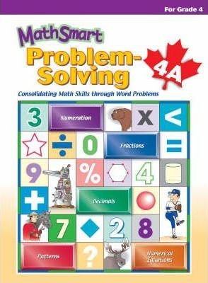 MathSmart: Problem-solving: Mathematics Supplementary Workbook