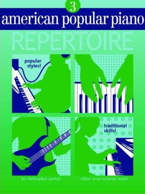 American Popular Piano Repertoire, Level 3