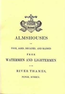 Almshouses for Poor, Aged, Decayed, and Maimed Free Watermen and Lightermen of the River Thames, Penge, Surrey