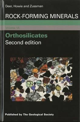 Rock Forming Minerals: Orthosilicates v. 1A