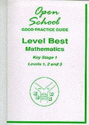 LEVEL BEST MATHS LEVELS 1 2 3