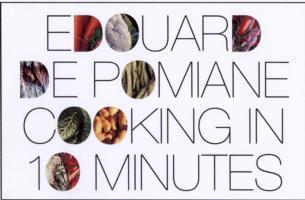 Cooking in Ten Minutes Cover Image